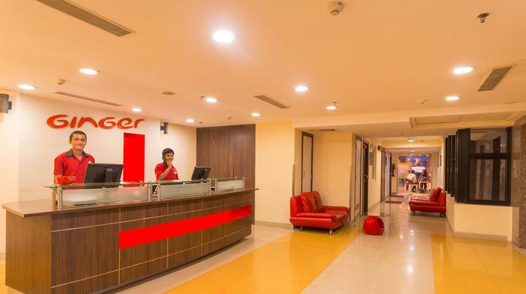 Ginger Chennai Vadapalani Lobby