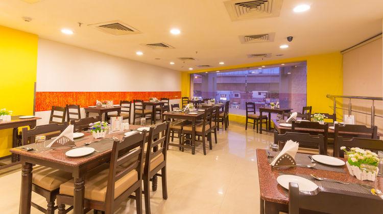 Ginger Chennai Vadapalani Restaurant