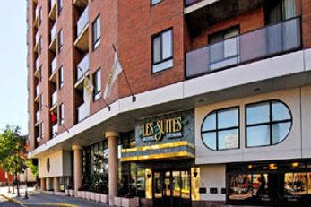 Les Suites Hotel, Ottawa