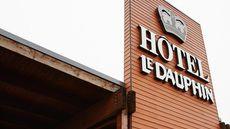 Hotel le Dauphin St Hyacinthe