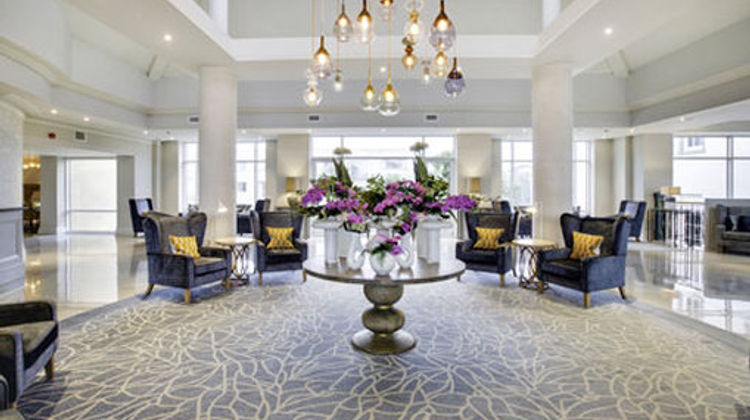 Portmarnock Hotel & Golf Links Lobby