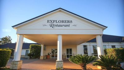Roma Explorers Inn