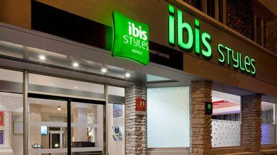 Ibis Styles Niort Centre Grand Hotel