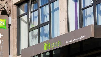 Ibis Styles Strasbourg Centre