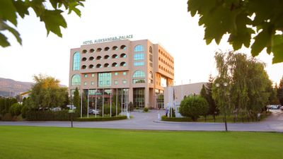 Hotel Aleksandar Palace