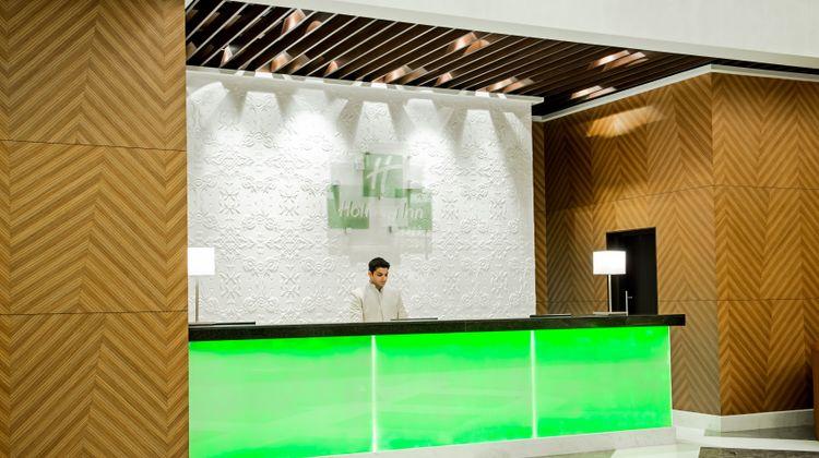Holiday Inn Amritsar Lobby