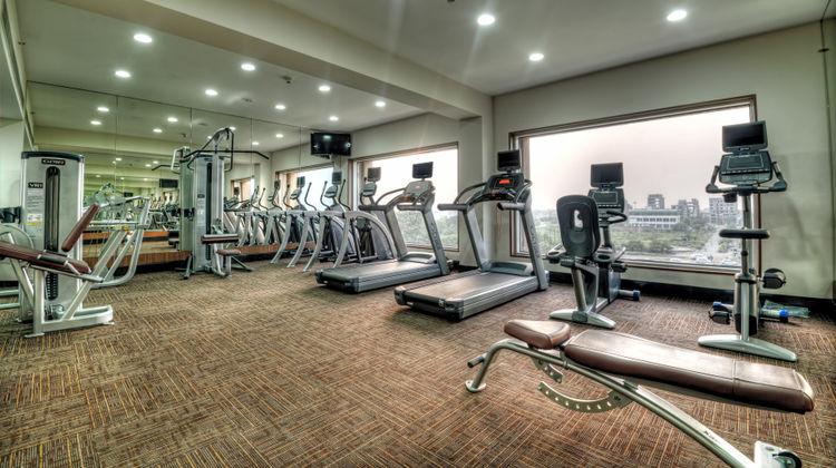 Holiday Inn Amritsar Health Club