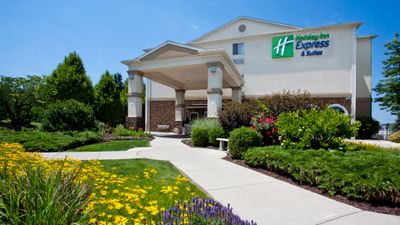 Holiday Inn Express & Sts Allentown West
