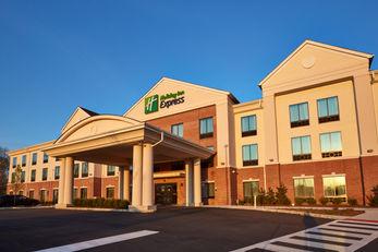 Holiday Inn Express Bordentown- Trenton