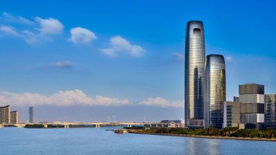 Intercontinental Guangzhou Exhibition Ct