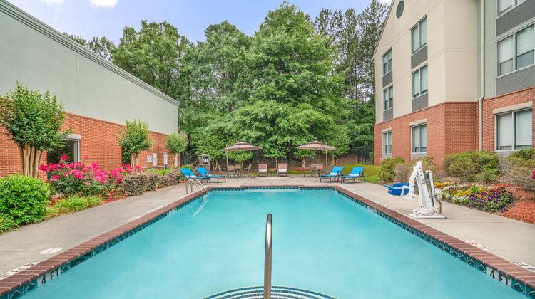 Holiday Inn Atlanta - Roswell Pool