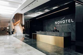 Novotel Melbourne South Wharf Hotel