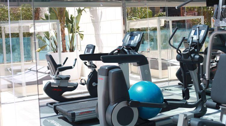 Hotel Indigo Barcelona - Plaza Catalunya Health Club