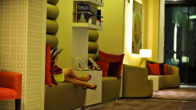 Hotel Indigo Barcelona - Plaza Catalunya Lobby