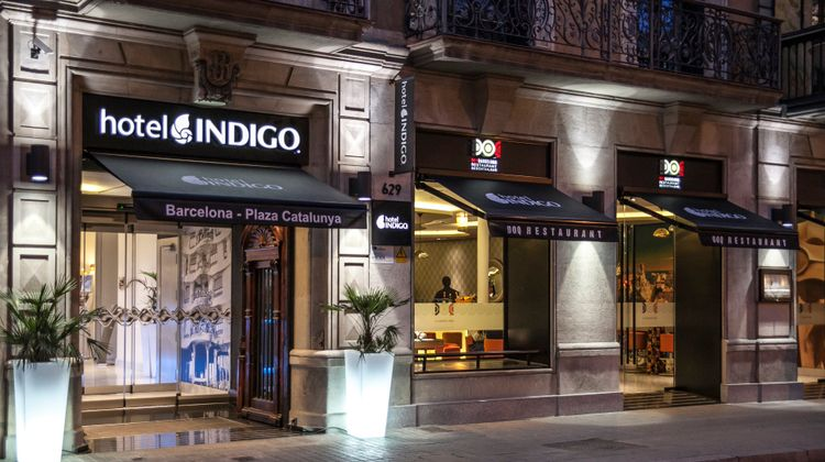 Hotel Indigo Barcelona - Plaza Catalunya Exterior