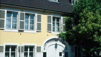 Ringhotel Altes Pfarrhaus