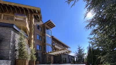 El Lodge Ski & Spa Resort
