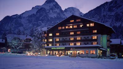 Hotel Bernerhof Kandersteg