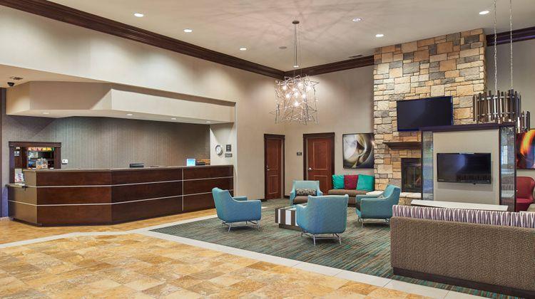 Residence Inn Abliene Lobby