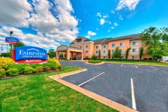 Fairfield Inn & Suites Russellville