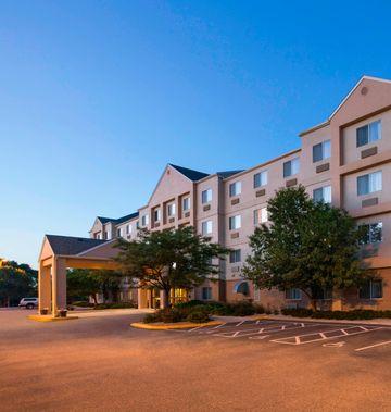 Fairfield Inn & Suites Minn-St Paul Arpt