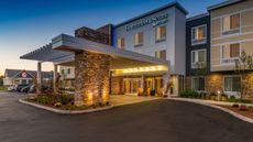 Fairfield Inn & Suites Plymouth