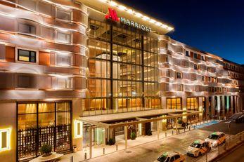 Marriott Auditorium Hotel & Conf Center