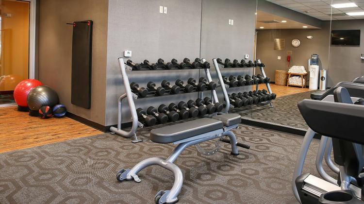 Fairfield Inn & Suites Madison/Verona Recreation
