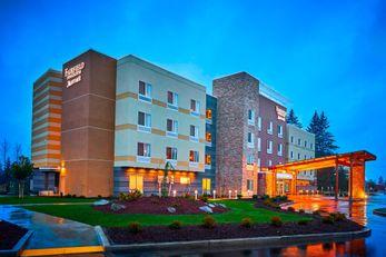 Fairfield Inn/Stes Grand Mound/Centralia