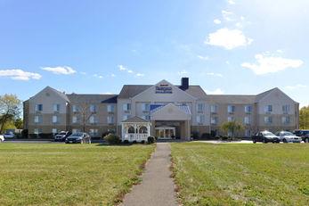 Fairfield Inn & Suites Dayton Troy