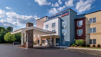 Fairfield Inn & Suites, Olean