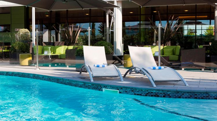 Courtyard by Marriott Toulouse Airport Recreation