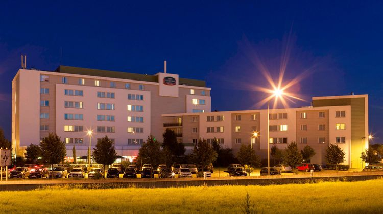 Courtyard by Marriott Toulouse Airport Exterior