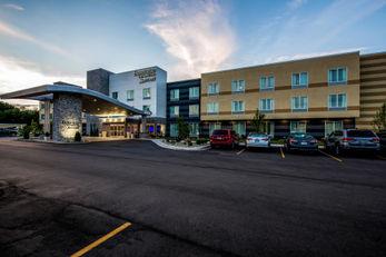 Fairfield Inn/Sts St Joseph/Stevensville