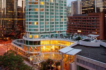 Vancouver Marriott Pinnacle Downtown