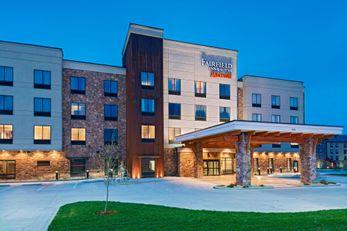 Fairfield Inn & Suites Cheyenne SW/Dtwn