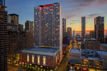 Chicago Marriott Dtwn Magnificent Mile