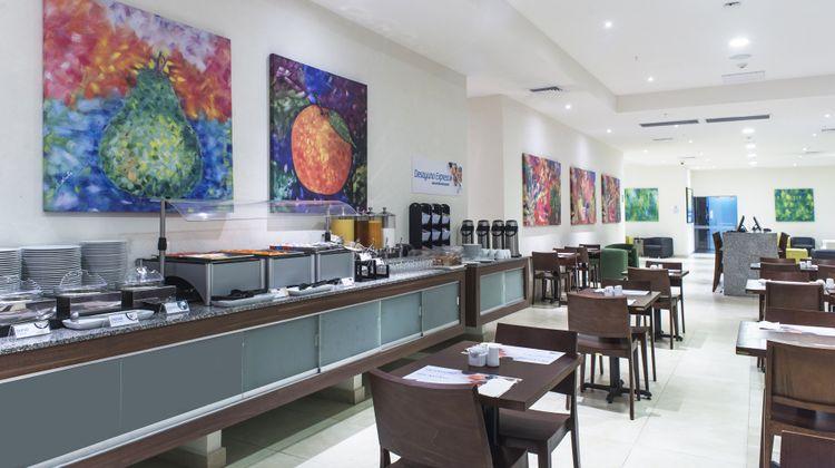 Holiday Inn Express Xalapa Restaurant