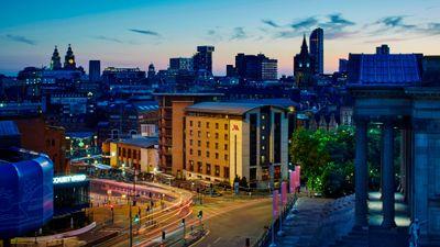 Liverpool Marriott Hotel City Centre