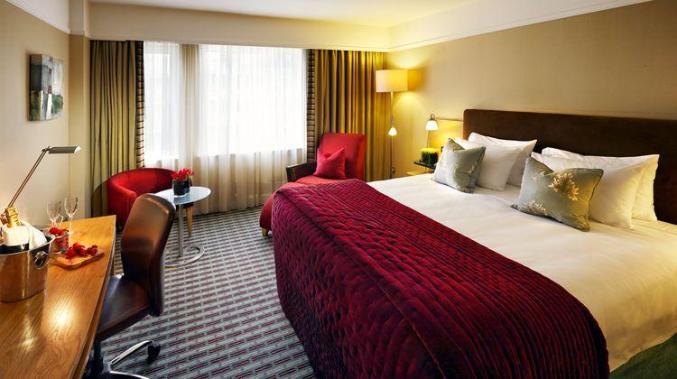 The Croke Park Hotel Room