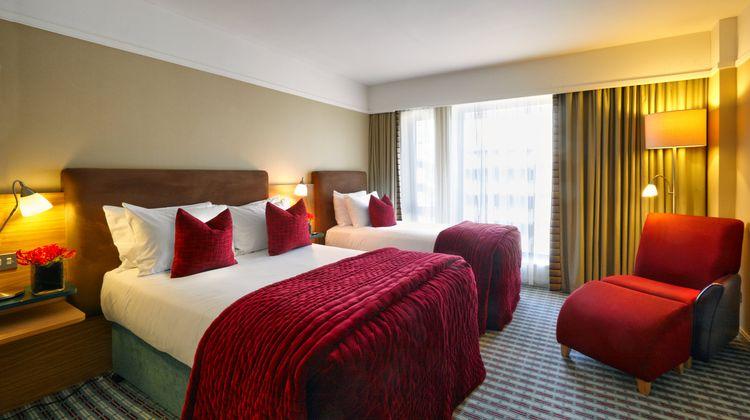The Croke Park Hotel Suite