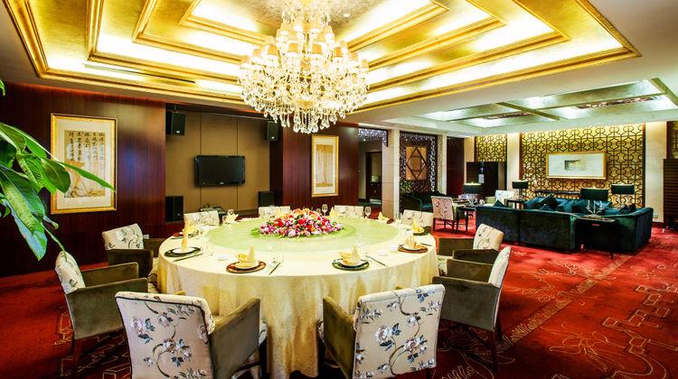 Crowne Plaza Beijing Zhongguancun Restaurant
