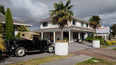 Asure Prince Motor Lodge