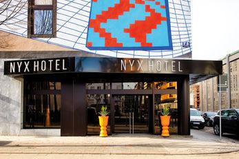NYX Hotel Mannheim by Leonardo Hotels