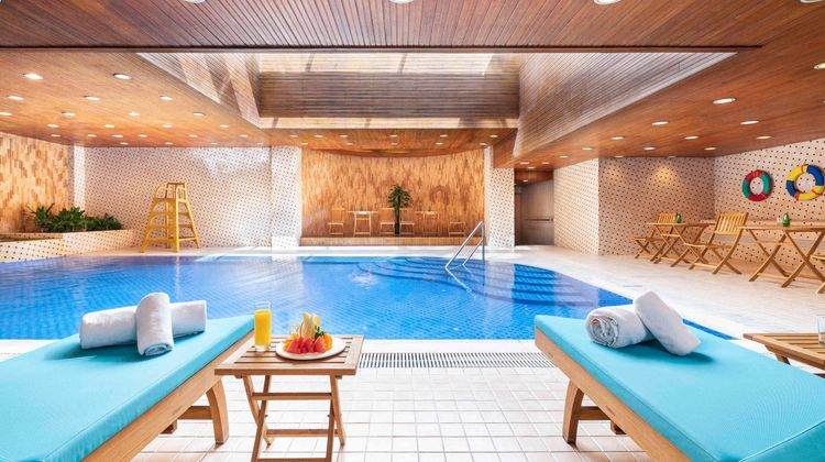 Novotel Peace Beijing Pool