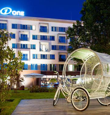 Motel One Wien Prater