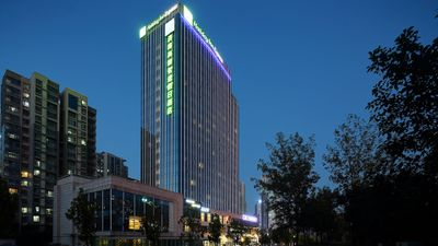 Holiday Inn Express Jinan Sports Center