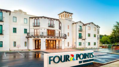 Four Points by Sheraton Santa Cruz
