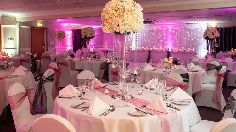 Holiday Inn A55 Chester West Ballroom