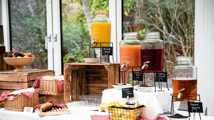 Holiday Inn A55 Chester West Restaurant